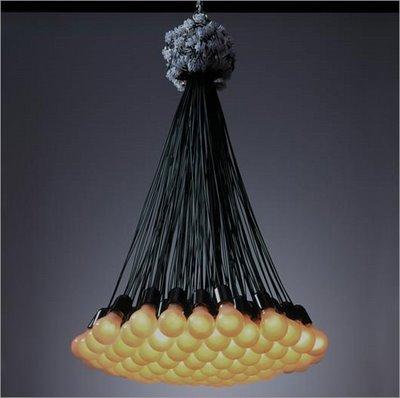 85 lamps Droog design