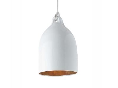 Bufferlamp die Wiki Somers voor Pol's Potten ontwierp.