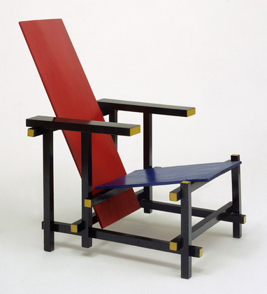 Gerrit rietveld for Dutch design stoel