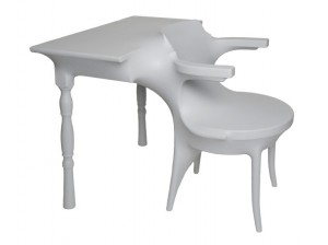 kokon furniture tafel-stoel