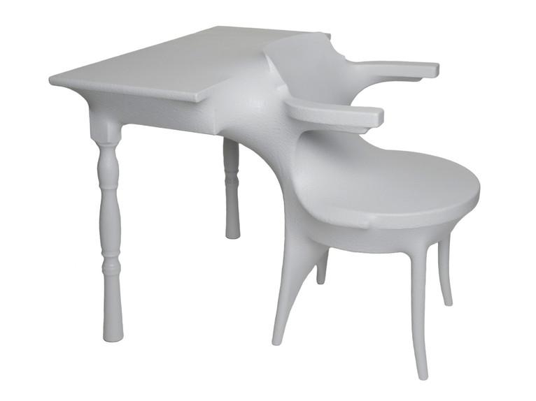 Tafel-stoel design stoel Jurgen Bey