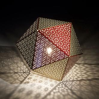 Lamp Rontonton van Edward van Vliet.