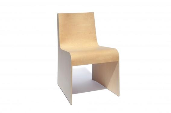 Empty seat Bertjan Pot