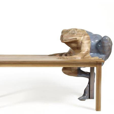Frog table - Hella Jongerius