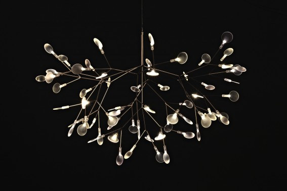 Heracleum lamp Bertjan Pot