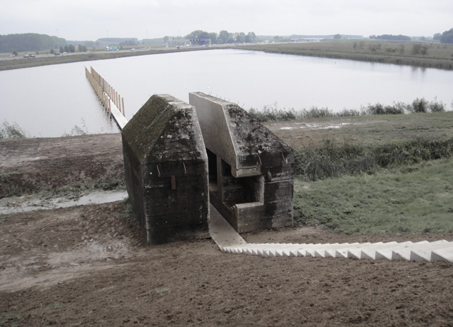 Bunker 599 Rietveld landscape