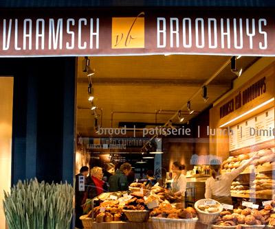 Vlaamsch Broodhuys - genomineerd voor de Rotterdam design prize 2012