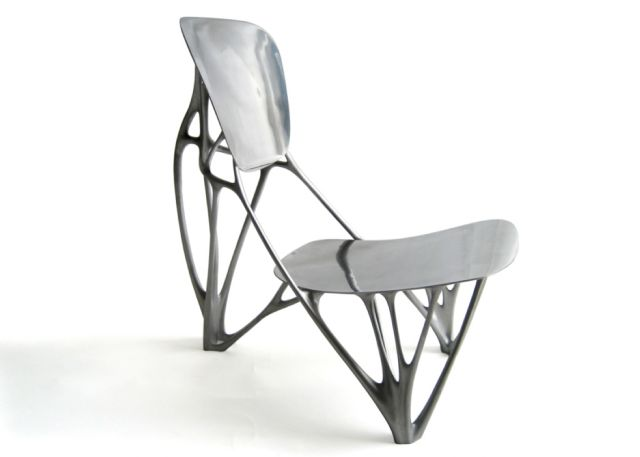 Instant Dutch design klassieker - de bone chair van Joris Laarman.