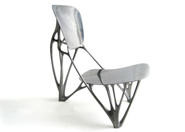 The Bone Chair design stoel van Joris Laarman