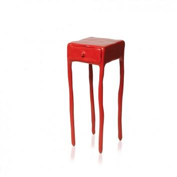 Clay furniture van Maarten Baas in het Stedelijk Museum