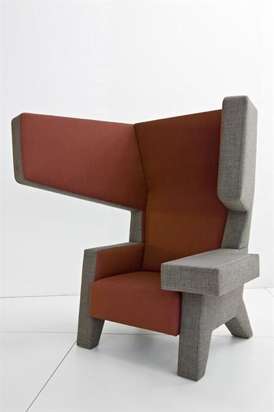 Oorstoel (Ear chair) van Jurgen-Bey