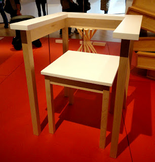 Table chair van Richard Hutten