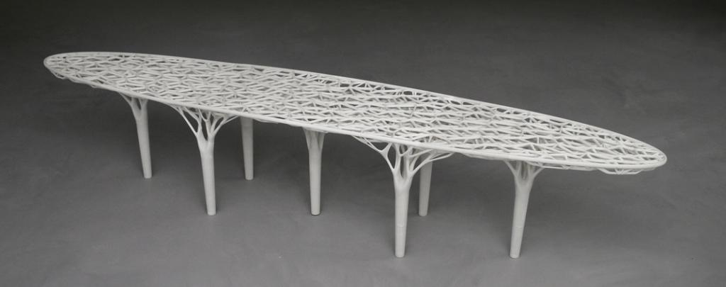 3D geprint meubel