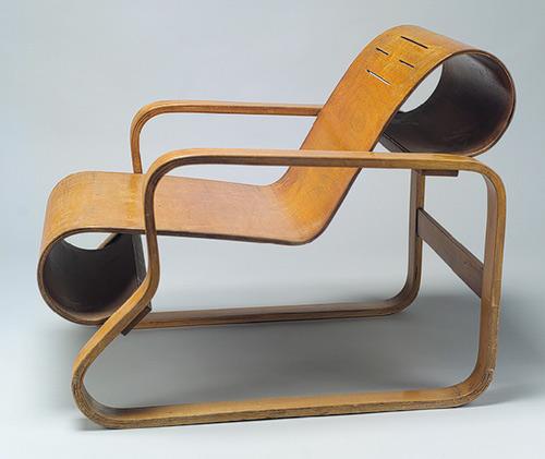 Alvar Aalto – Paimio Chair 1931-32