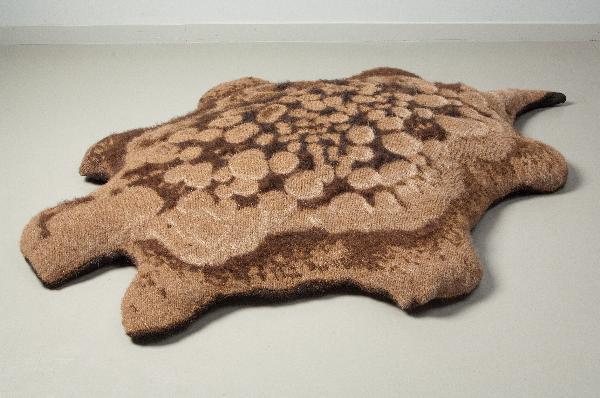 Animal skin van Maarten Baas Textielmuseum Tilburg