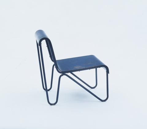 Beugel kinderstoel Gerrit Rietveld