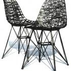 Carbon chair van Bertjan Pot & Marcel Wanders