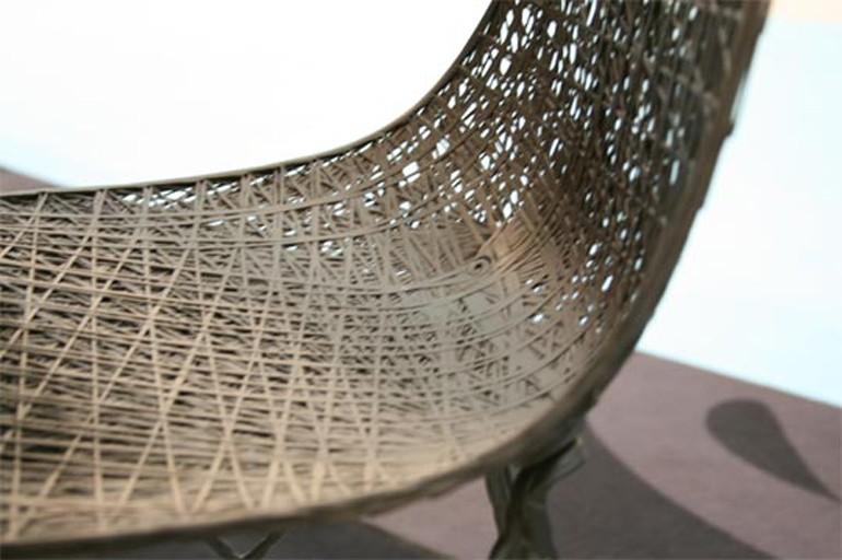 Carbon chair van Bertjan Pot voor MOOOI