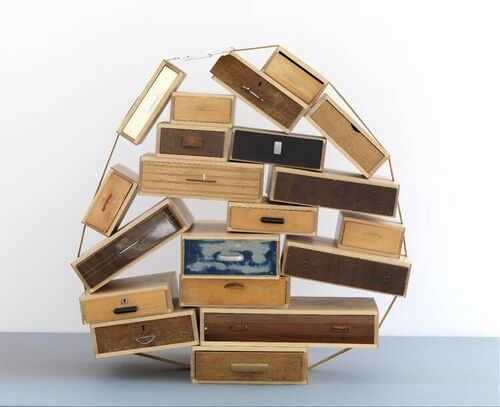 Chest of drawers Tejo Remy