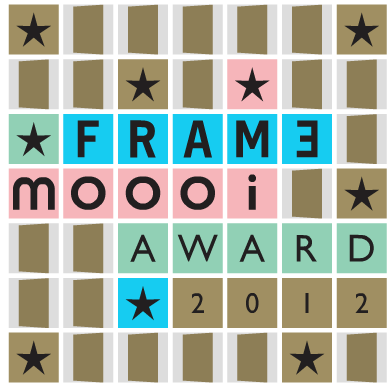 FRAME MOOOI award 2012