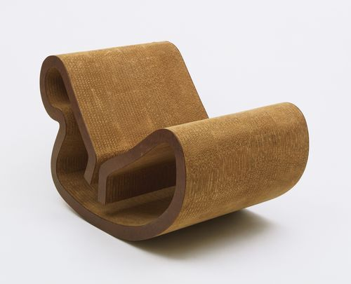 Frank O. Gehry – Easy Edges Body Contour Rocker 1971