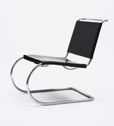 Ludwig Mies van der Rohe – MR Side Chair 1927