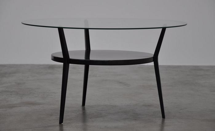 Rotonde salontafel van Friso Kramer
