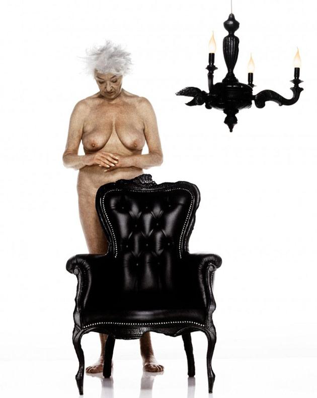 Smoke furniture Maarten Baas