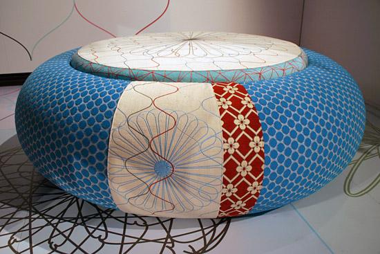 Design poef Edward van Vliet