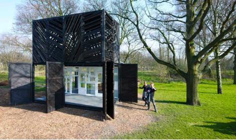Noorderparkbar Dutch design award