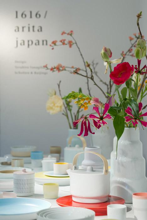 Scholten en Baijings zijn genomineerd voor een Dutch design award 2012 met hun Colour Porcelain.