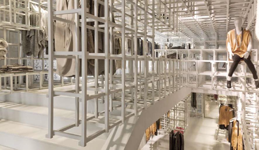Stills flagship store Dutch design award 2012