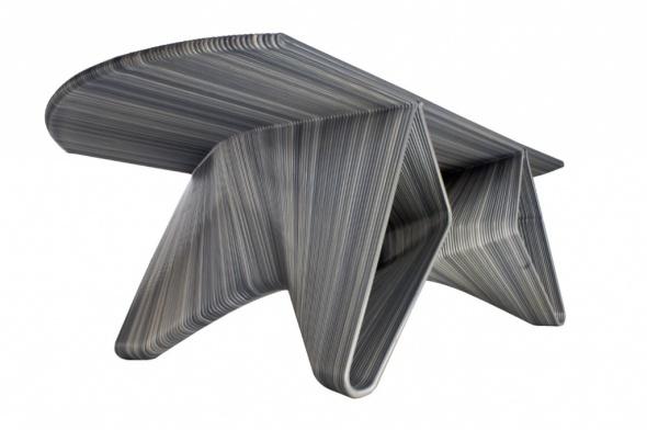 Design salontafel van Dirk van der Kooij