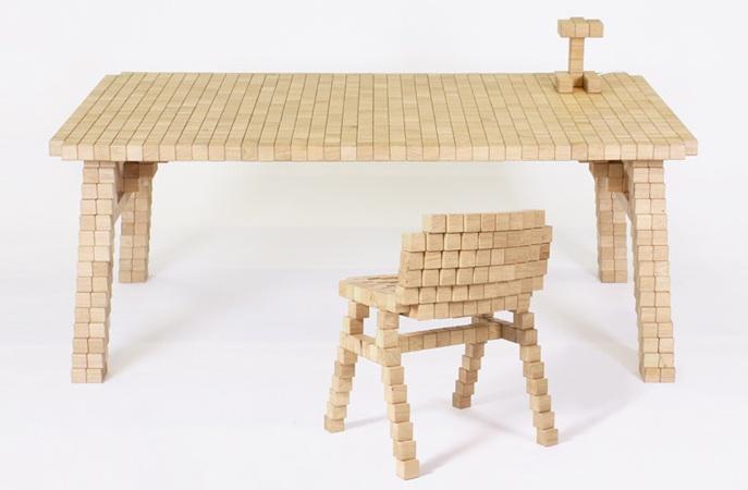 dutch design tafels