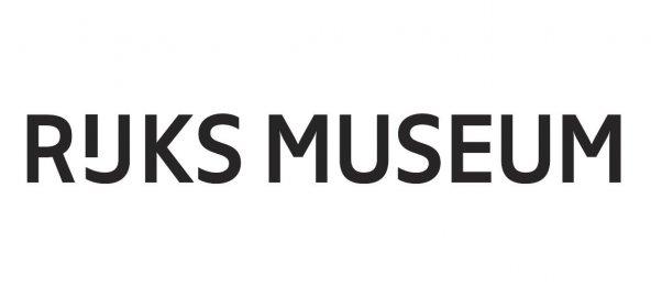 Nieuw logo Rijksmuseum Amsterdam