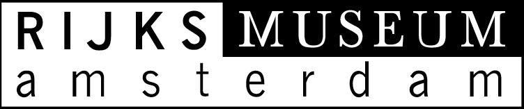 Oud logo Rijksmuseum Amsterdam