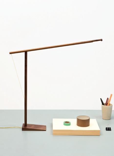 Balance lamp Mieke Meijer