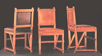 Berlage stoel origineel