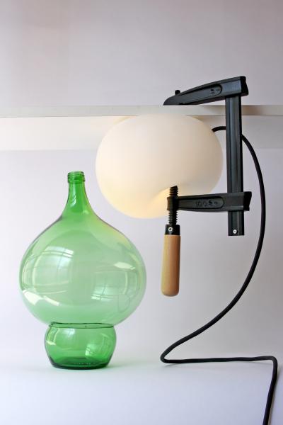 Lamp van Dieter Volkers en Klaas Kuiken