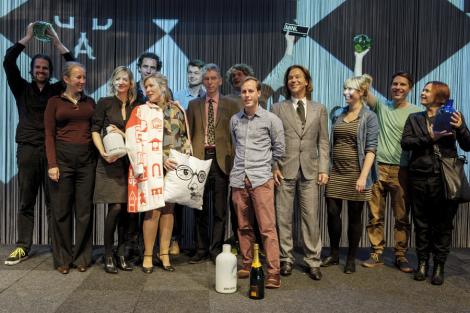 Winnaars Dutch design awards 2012
