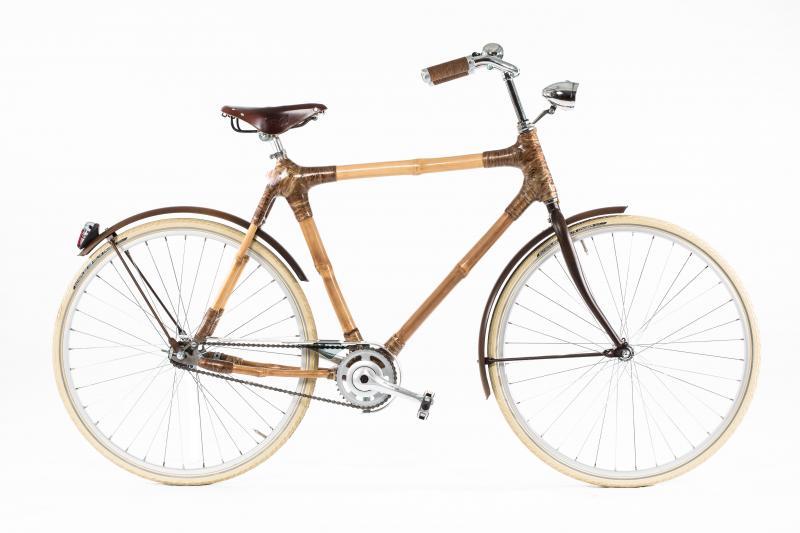 BlackStarBike bamboe fiets