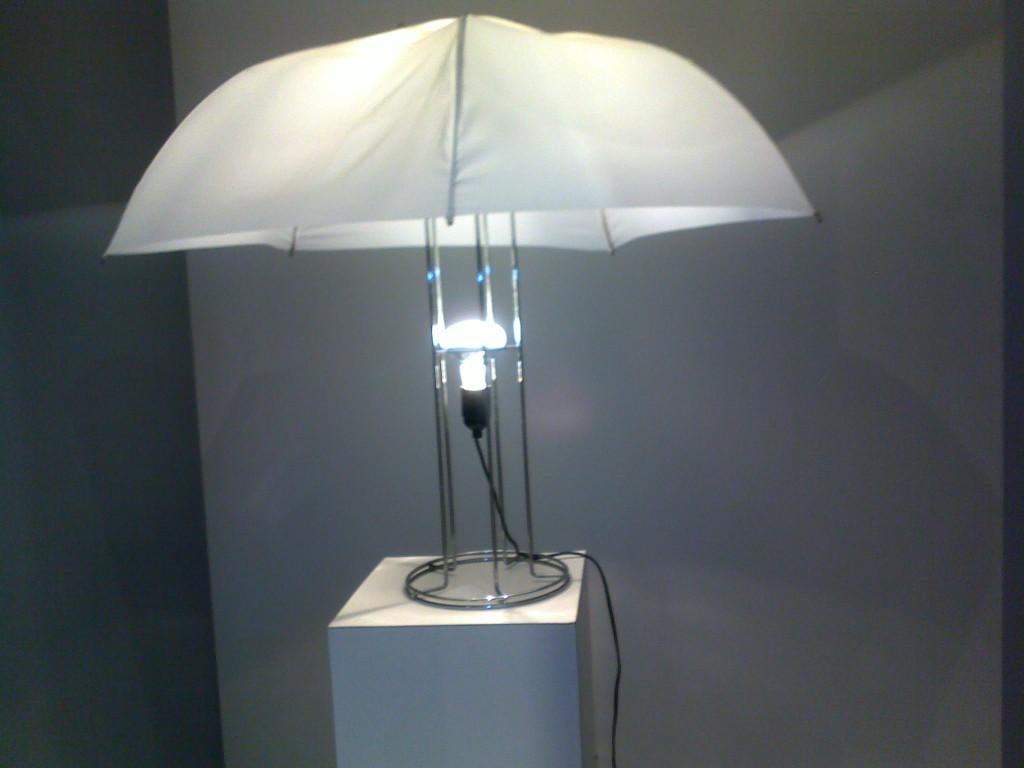 Gijs Bakker Paraplulamp 1973