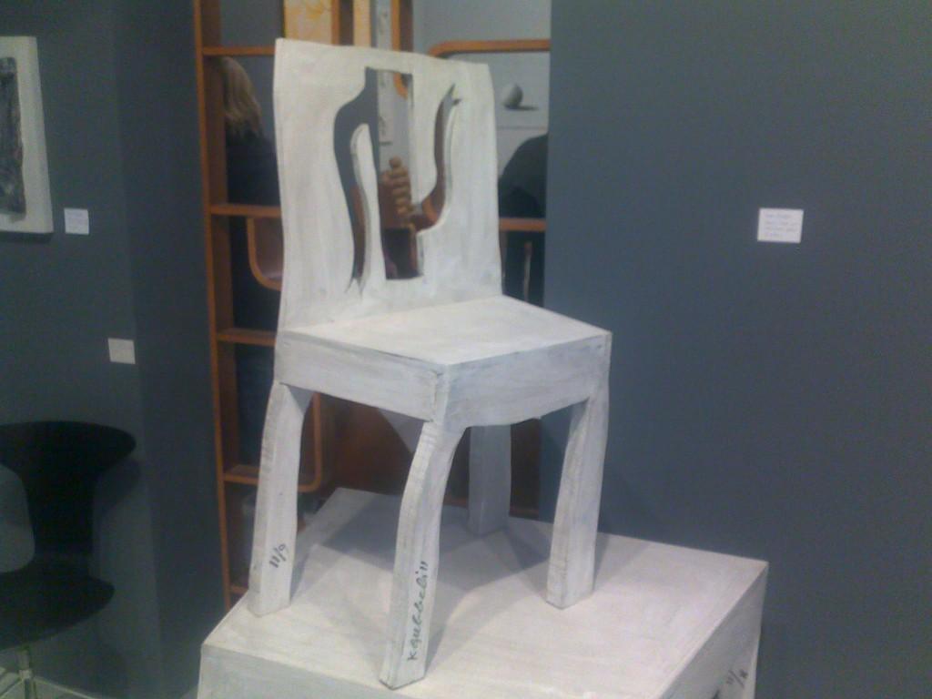 Klaas Gubbels stoel