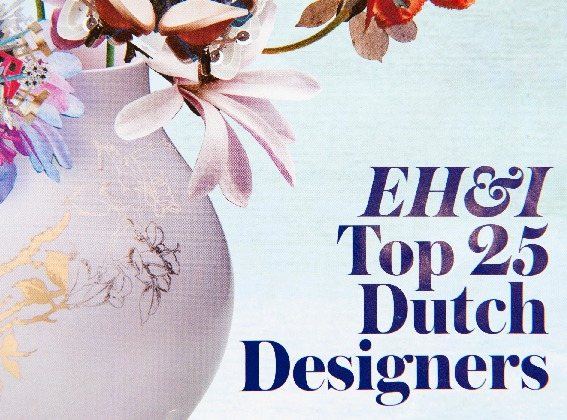Top 25 Dutch designers Eigen huis & interieur