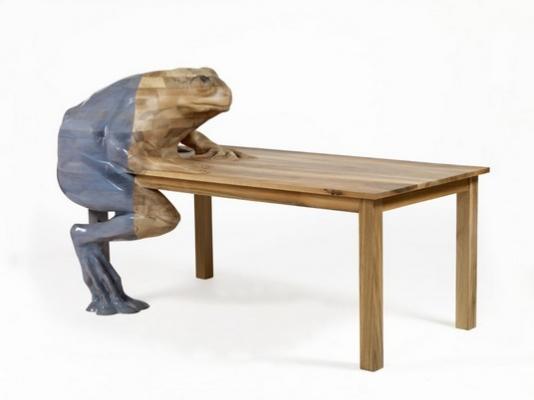 Hella Jongerius tafel