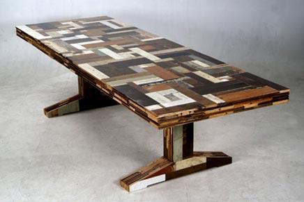 Piet Hein Eek design tafel