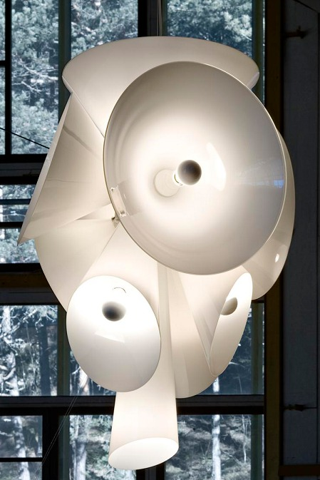 Nebula lamp Joris Laarman