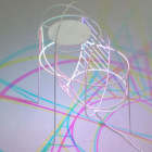 Dennis Parren design lamp