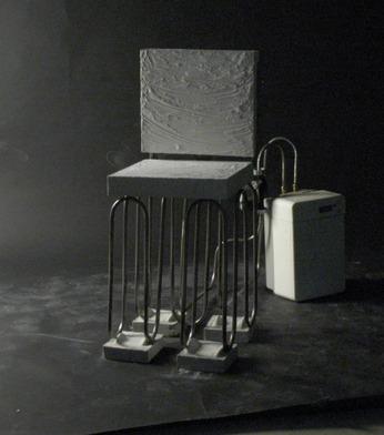 Radiant stoel Studio Thijs Rijkers