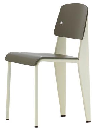 Hella Jongerius Jean Prouvé stoel.